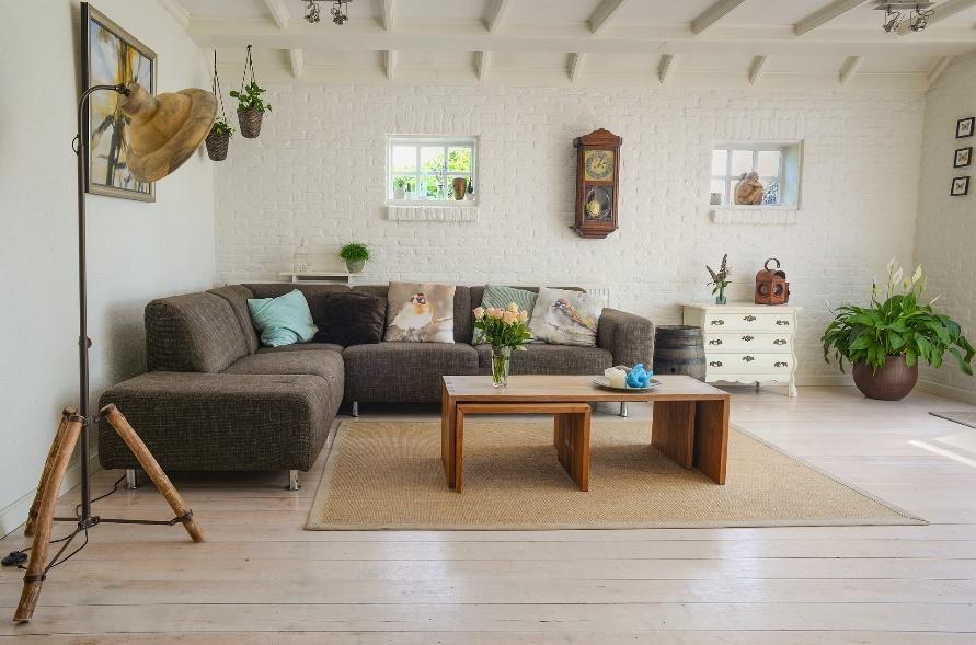 Tips voor het vergroten van de sfeer in jouw woonkamer