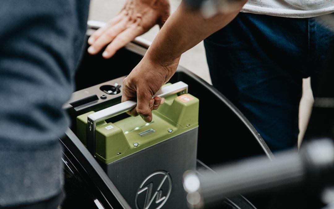 Batterijen groothandel voor de industrie